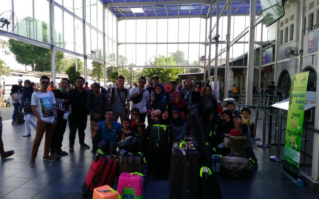 Goes to PESANTREND WALI SONGO